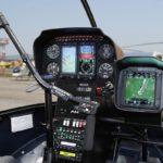 Система отображения Garmin G500H теперь доступна для вертолетов Robinson R44 Raven II и Cadet