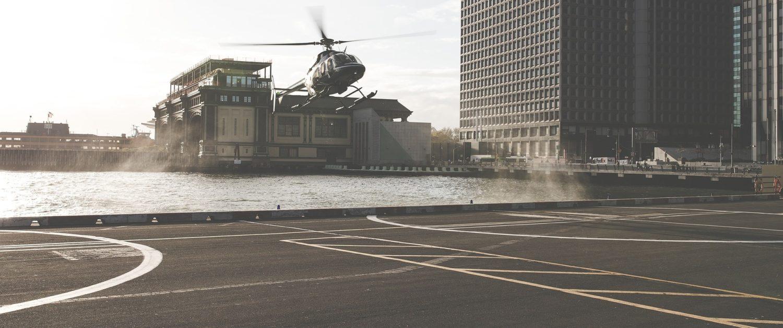 Корпоративные вертолеты